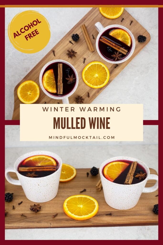 mulled wine no alcohol