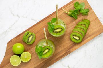 kiwi mocktail recipe