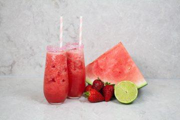 strawberry mocktail recipe