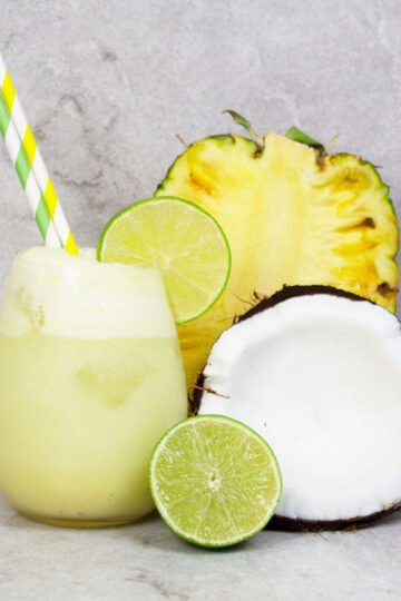 pineapple mocktail recipe
