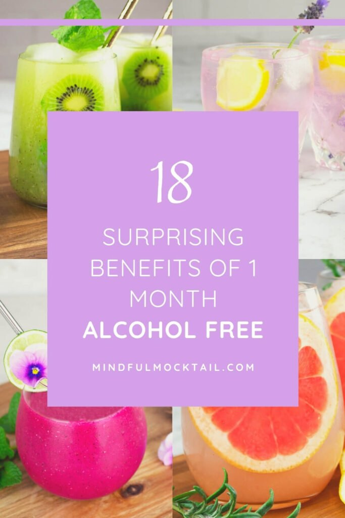 18 surprising benefits of 1 month alcohol free pinterest image