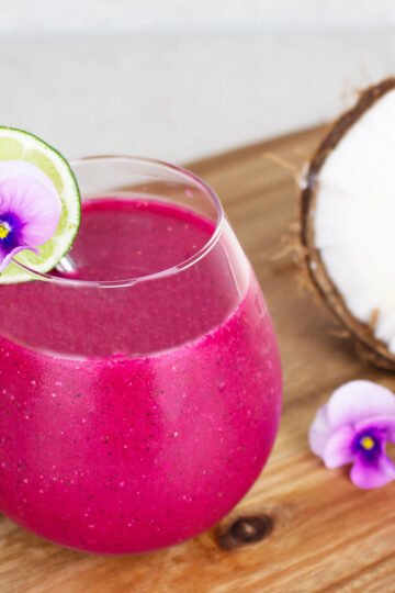 dragonfruit mocktail recipe