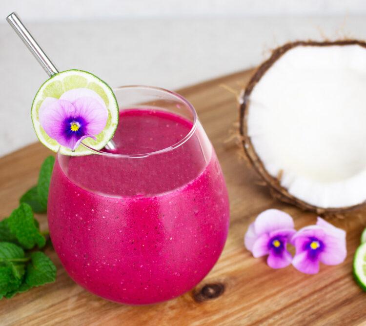 dragonfruit mocktail recipe