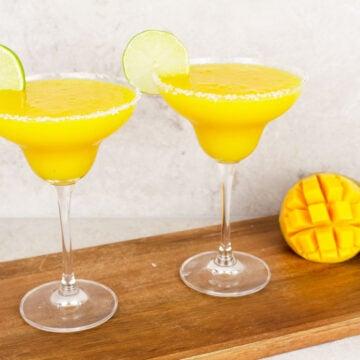 virgin mango margarita