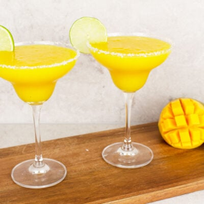 virgin mango margarita